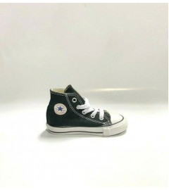 CONVERSE: CHUCK TAYLOR ALL STAR TODDLER SHOES (7J231) BLACK/WHITE (SIZE 6-TODDLER)