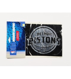 NBA: Officially Licensed DETROIT PISTONS Professional Window Graphics