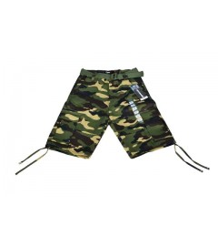 CottonNet Men's Army Cargo Shorts