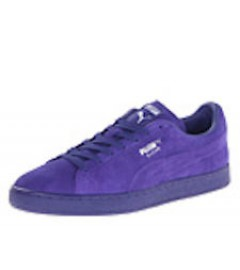 PUMA SUEDE SPECTRUM BLUE